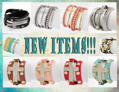 New items Feb 2013