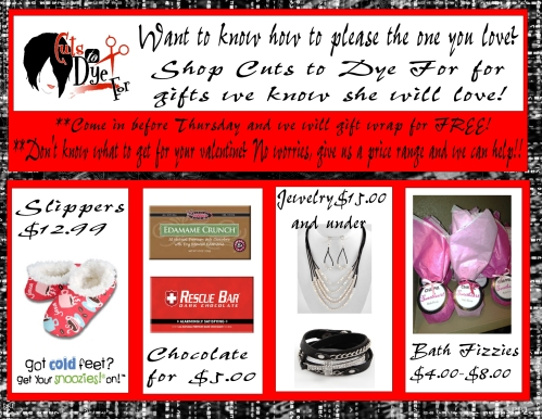 Valentines Flyer 2013