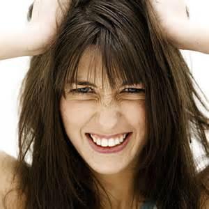 dry shampoo hair